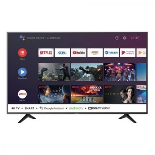 58″ Hisense 4K Ultra Smart HDTV- 58H6550E