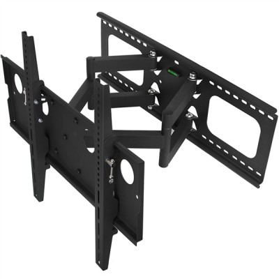 Dual Arm Full-Motion TV Wall Mount Bracket FITS 40-85″