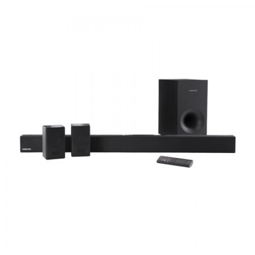 Samsung HW-KM38 Sound Bar W. Wireless Sub And Rear Speakers