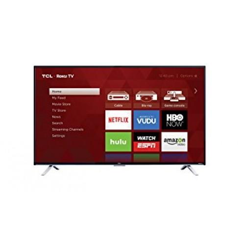 65″ TCL 4K ROKU SMART TV- 65S423
