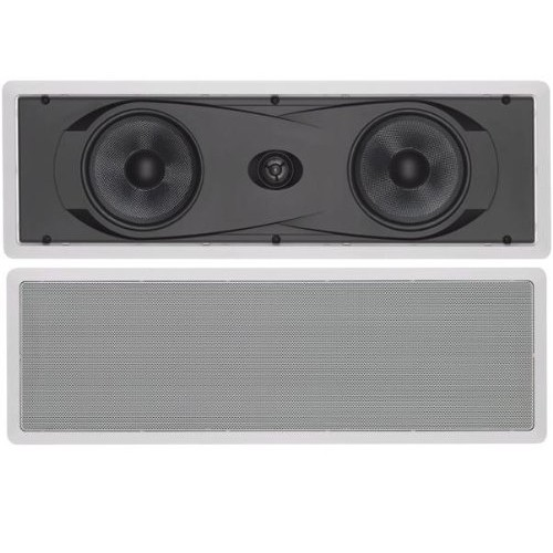 Yamaha NS-IW760 Natural Sound 2-Way In-Wall Speaker System