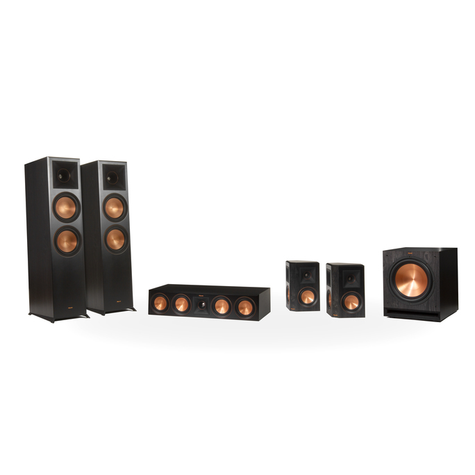 RP-8000F 5.1 Home Teather Pack + Professional Installation