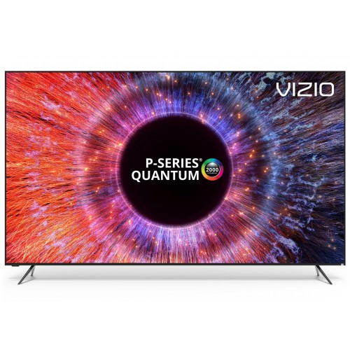 65″ Vizio Quantum 4K Ultra Smart HDTV- HDR- PQ65-F1
