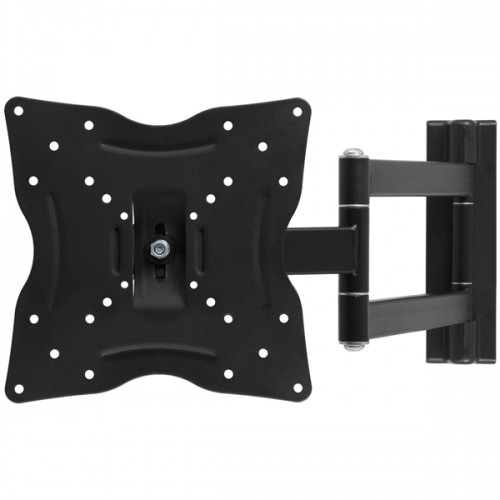 Single Arm Swivel TV Mount 23-49″